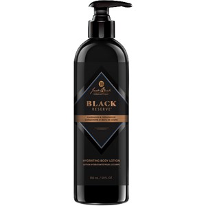 Jack Black - Körperpflege - Cardamon & Cedarwood Black Reserve Hydrating Body Lotion