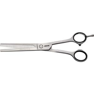 "Jaguar - White Line - Thinning Scissors ""Satin Plus ES"" 6.5 Inch 46 Teeth"
