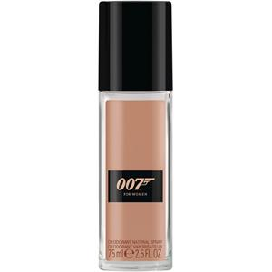 James Bond 007 - For Women - Deodorant Natural Spray