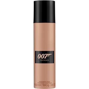 James Bond 007 - For Women - Deodorant Spray