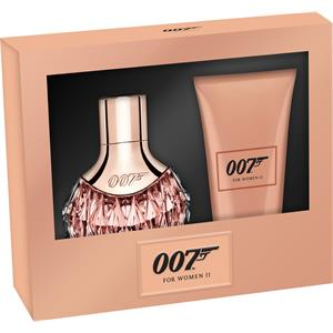 james-bond-007-damendufte-for-women-ii-geschenkset-eau-de-parfum-spray-30-ml-body-lotion-50-ml-1-stk-, 19.95 EUR @ parfumdreams-die-parfumerie
