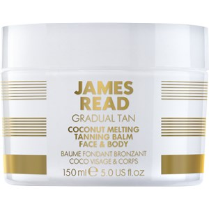 James Read - Self-tanners - Face & Body Coconut Melting Tanning Balm