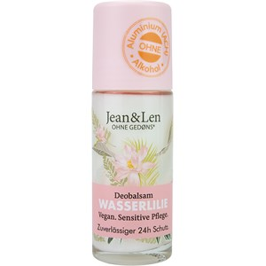 Jean & Len - Deodorant - Deobalsam Wasserlilie