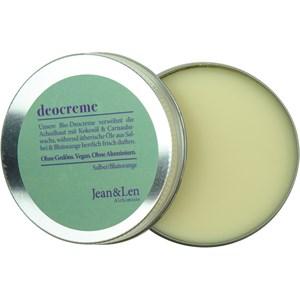 Jean & Len - Deodorant - Deocreme Salbei