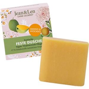 Jean & Len - Duschpflege - Mango & Avocado Feste Dusche