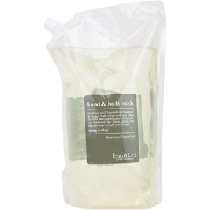 Jean & Len - Shower care - Hand & Body Wash Refill