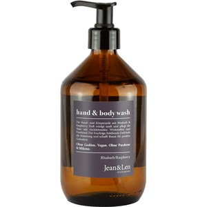 Jean & Len - Hand & Fußpflege - Rhubarb & Raspberry Hand & Body Wash