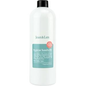 Jean & Len - Hand & Fußpflege - Anti-Bakteriell Hygiene Handseife