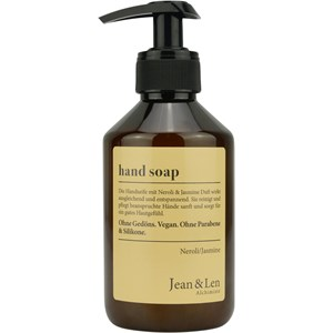 Jean & Len - Hand & Fußpflege - Neroli & Jasmine Hand Seife