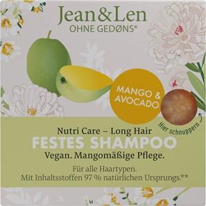 Jean & Len - Shampoo - Nutri Care Festes Shampoo Mango & Avocado