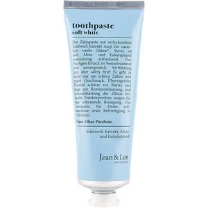 Jean & Len - Zahnpflege - Toothpaste Soft White
