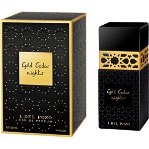 Jesus del Pozo - The Nights Collection - Gold Cedar Nights Eau de Parfum Spray