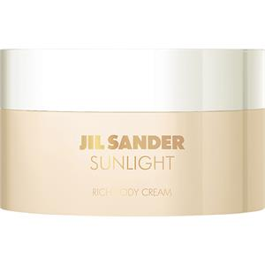 Sunlight Rich Body Cream von Jil Sander   parfumdreams d260df49eab0