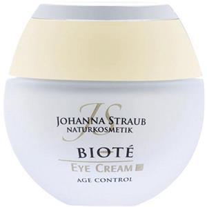 Johanna Straub Cosmetics - Naturkosmetik Gesicht - Age Control Eye Cream