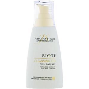 Johanna Straub Cosmetics - Naturkosmetik Gesicht - Skin Balance Cleansing Gel