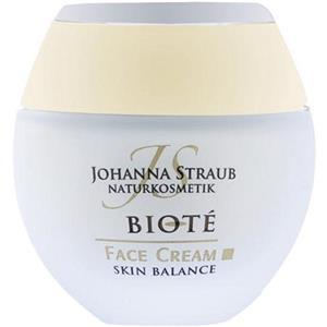 Johanna Straub Cosmetics - Naturkosmetik Gesicht - Skin Balance Face Cream