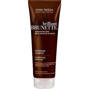 John Frieda - Brilliant Brunette - Hydration Shampoo Schokolade