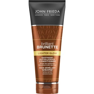 John Frieda - Brilliant Brunette - Lighter Glow Aufhellender Conditioner