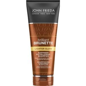 John Frieda - Brilliant Brunette - Lighter Glow Aufhellendes Shampoo