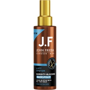 John Frieda - Man - Lift System Humidity-Blocking Hairspray