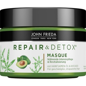 John Frieda - Repair & Detox - Masque
