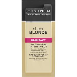 John Frieda - Sheer Blonde - Hi-Impact Reparierende Intensiv-Kur