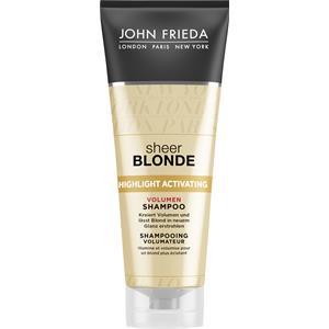John Frieda - Sheer Blonde - Volumen Shampoo