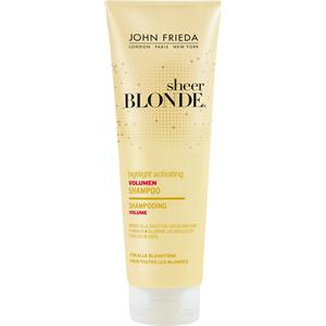 John Frieda - Sheer Blonde - Blonde Volume Shampoo Platinum