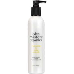 John Masters Organics - Moisturizer - Geranium & Grapefruit Body Milk