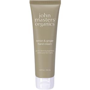 John Masters Organics - Hand care - Lemon & Ginger Hand Cream