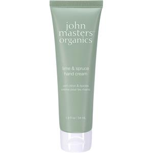 John Masters Organics - Hand care - Lime & Spruce Hand Cream