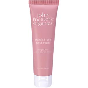 John Masters Organics - Hand care - Orange & Rose Hand Cream