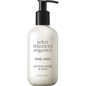 John Masters Organics - Cleansing - Blood Orange + Vanilla Body Wash