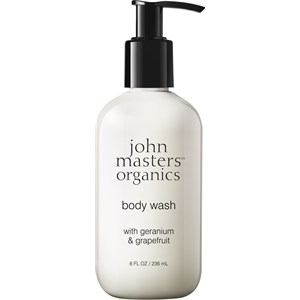 John Masters Organics - Cleansing - Geranium + Grapefruit Body Wash
