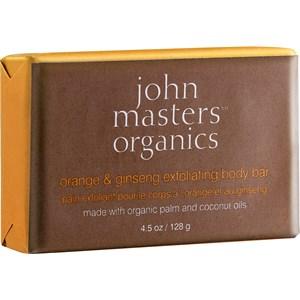 John Masters Organics - Cleansing - Orange & Ginseng  Exfoliating Body Bar