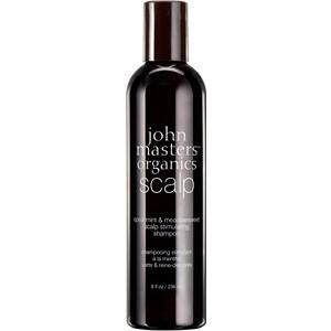 John Masters Organics - Shampoo - Scalp Spearmint & Meadowsweet Scalp Stimulating Shampoo