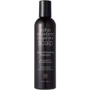 John Masters Organics - Shampoo - Spearmint + Meadowsweet Scalp Stimulating Shampoo