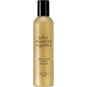 John Masters Organics - Styling & Finish - Sweet Orange & Silk Protein Styling Gel