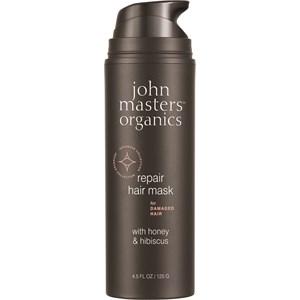 John Masters Organics - Treatment - Honey + Hibiscus Repair Mask