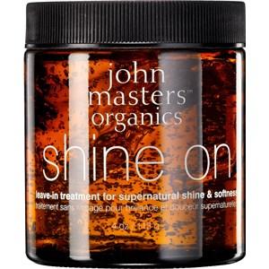 John Masters Organics - Treatment - Shine On Leave-In Treatment