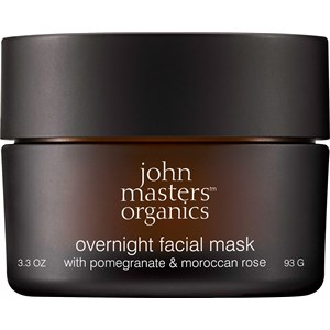 John Masters Organics - Dry Skin - Overnight Facial Mask with Pomegranate & Moroccan Rose