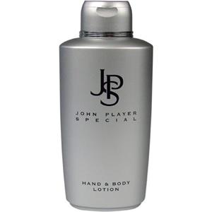 John Player Special - Silver - Hand & Body Lotion
