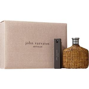 Image of John Varvatos Herrendüfte Artisan Geschenkset Eau de Toilette Spray 125 ml + Eau de Toilette Travel Spray 17 ml + Eau de Toilette Spray 1,5 ml 1 Stk.