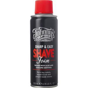 johnny-s-chop-shop-herrenpflege-gesichts-und-bartpflege-sharp-easy-shave-foam-125-ml