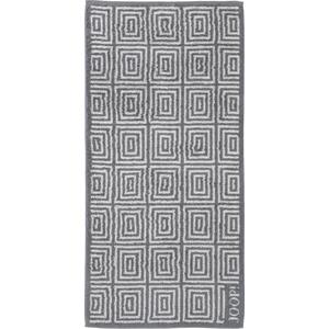 JOOP! - Imperial Tile - Handtuch Stone Grey