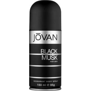 Jovan - Black Musk - Deodorant Body Spray