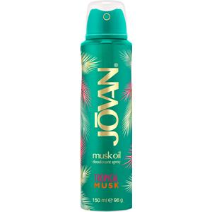 Image of Jovan Damendüfte Tropical Musk Deodorant Body Spray 150 ml