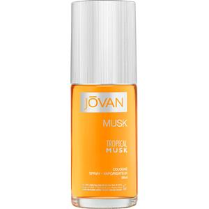 Jovan - Tropical Musk - Eau de Cologne Spray