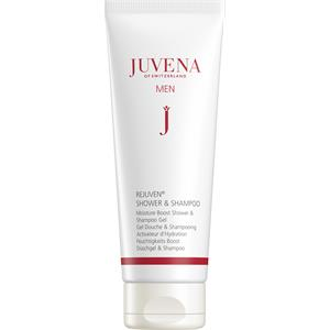 Juvena - Rejuven Men - Moisture Boost Shower & Shampoo Gel