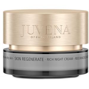 Juvena - Skin Regenerate - Rich Night Cream Dry to Very Dry